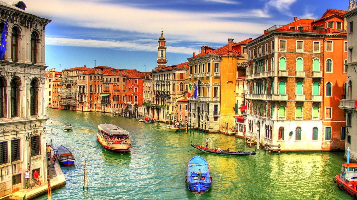 Venice Italy Urban Landscape Wallpaper Preview 10wallpaper Com