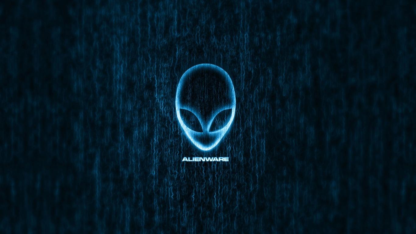 Alienwareのコンピュータの広告の壁紙プレビュー 10wallpaper Com