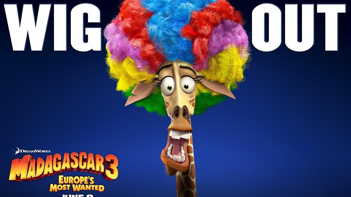 马达加斯加3电影_马达加斯加3:欧洲大围捕 电影壁纸预览 | 10wallpaper.com