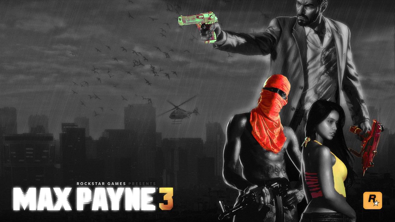 Max Payne 3 Game Hd Wallpaper 10 Preview 10wallpaper Com