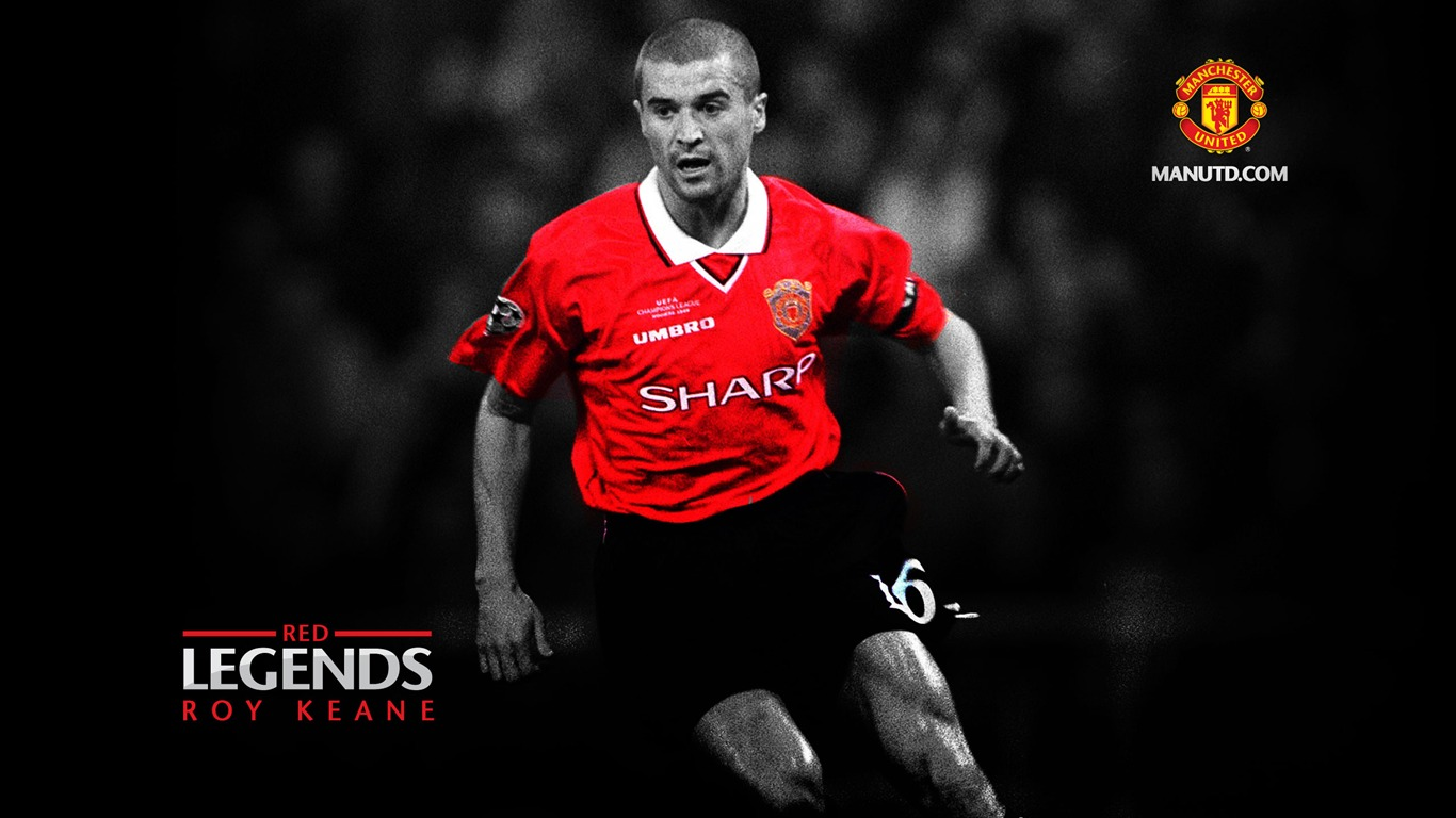 Roy Keane-Red Legends-...