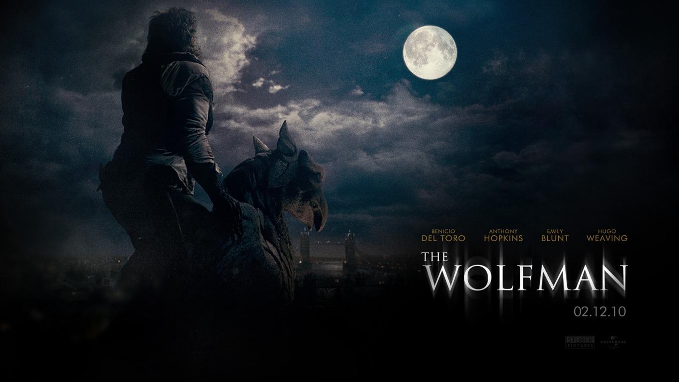 The Wolfman Hd Movie Wallpaper 09 Avance 10wallpapercom
