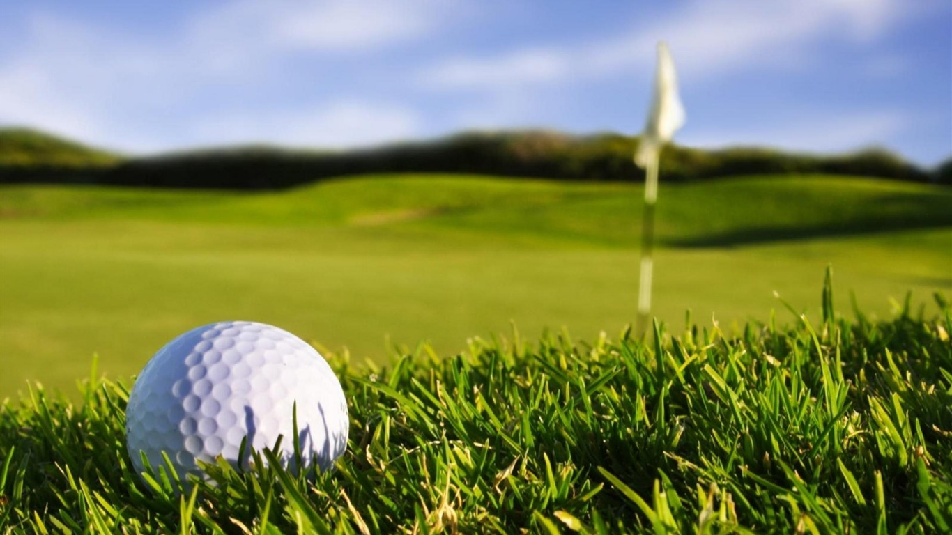 Outdoor Sports Wallpaper 24 Wallpapers: Golf Course-Outdoor Sports Wallpaper-1366x768 Download