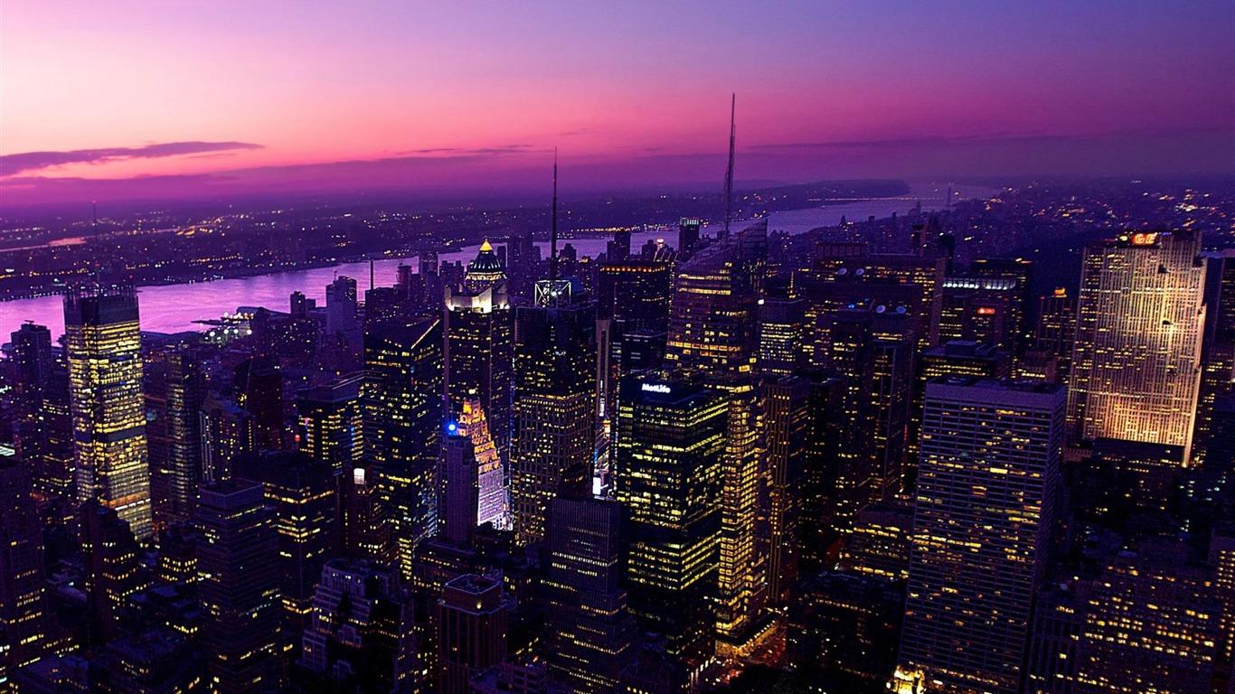 Cr 233 Pusculaire De New York Ville Photographie Fond D 233 Cran