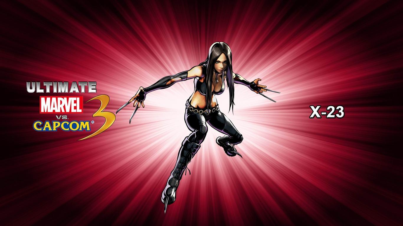 X 23 究極のマーベルvsカプコン3ゲームの壁紙プレビュー 10wallpaper Com