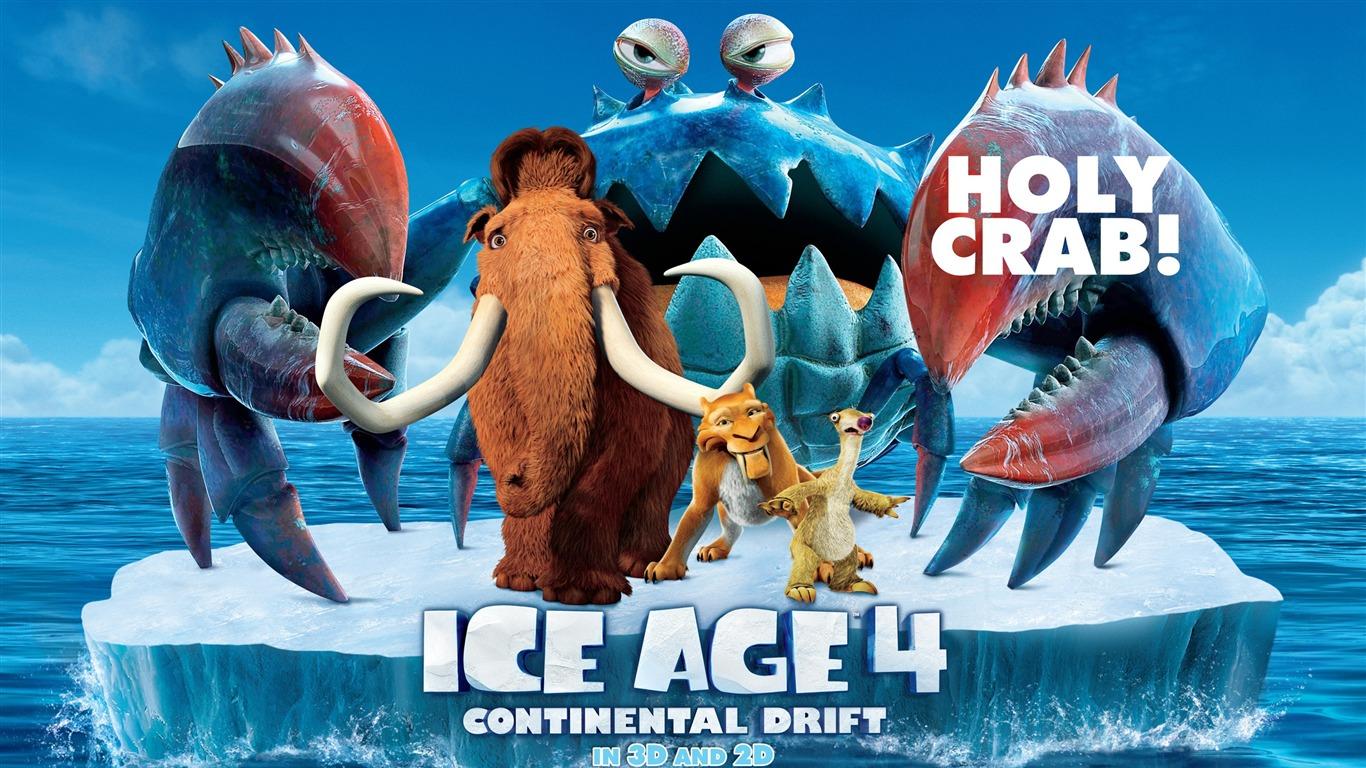 Ice Age 4-Continental Drift Movie Fondo de escritorio HD ...