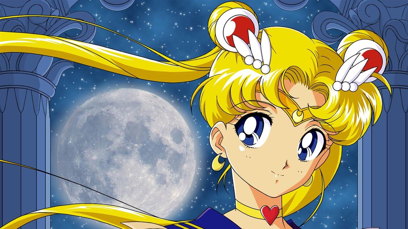 Tsukino Usagi 美少女戦士セーラームーンアニメ壁紙プレビュー