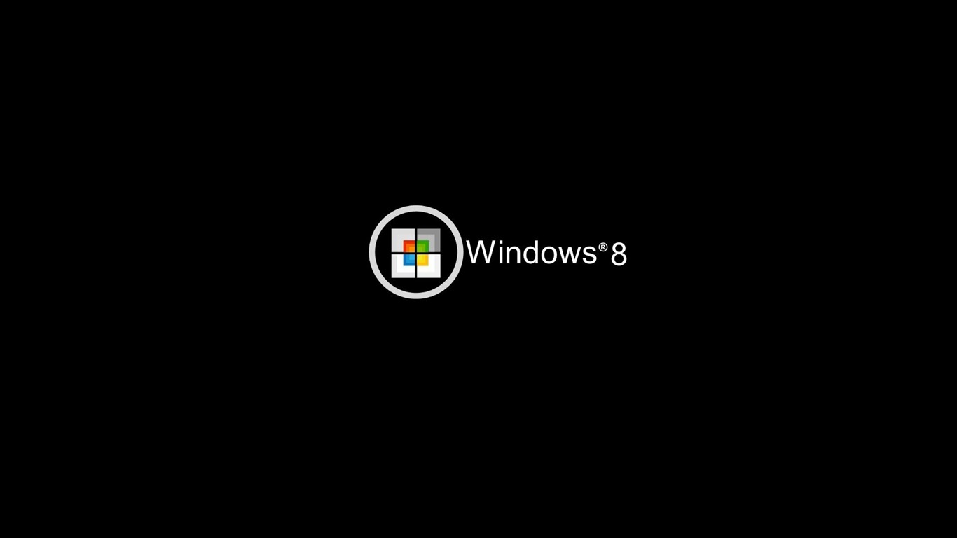 黒 Microsoft Windowsの8デスクトップの壁紙プレビュー 10wallpaper Com