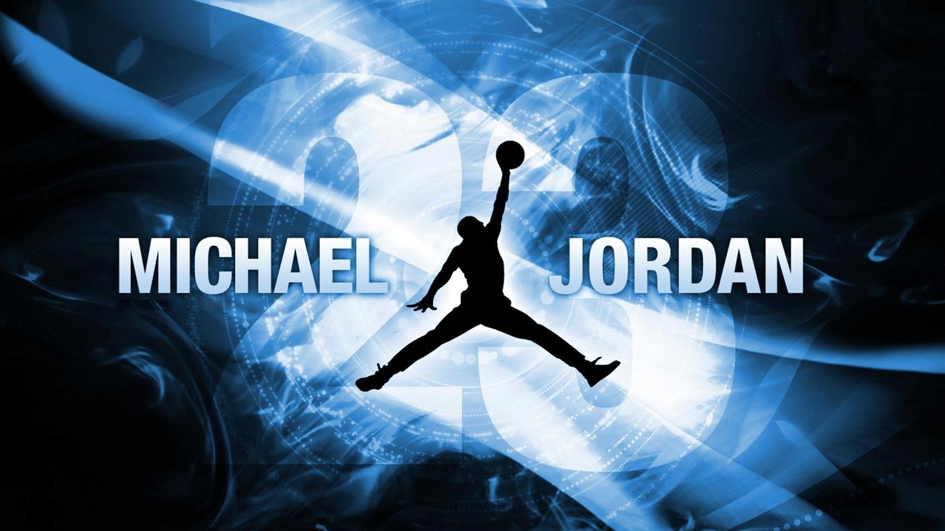 Logo jordan fond d 39 cran publicit marque aper u for Fond ecran marque