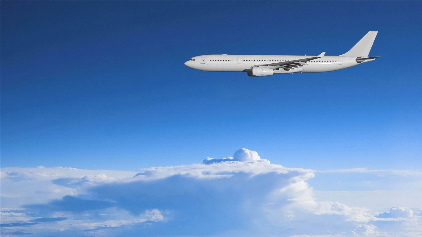 Airbus_above_the_clouds-Aircraft_transport_Wallpaper2012.7.26