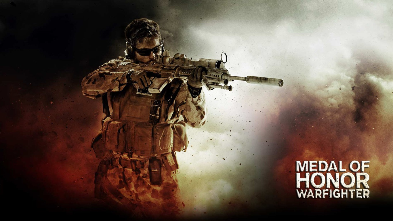 Medal Of Honor Warfighter Game Hd Wallpaper 04 Preview