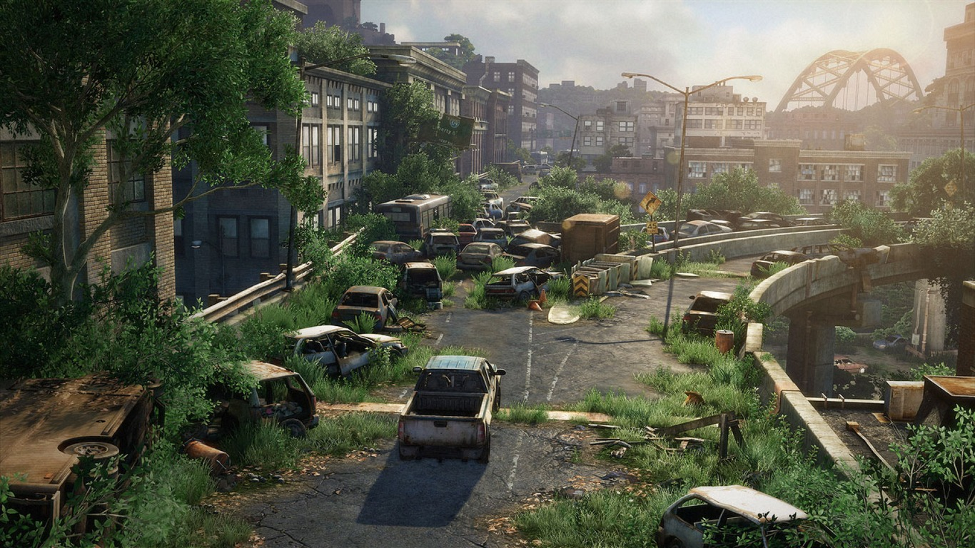 The Last Of Us Game Hd Wallpaper 10 Avance 10wallpapercom
