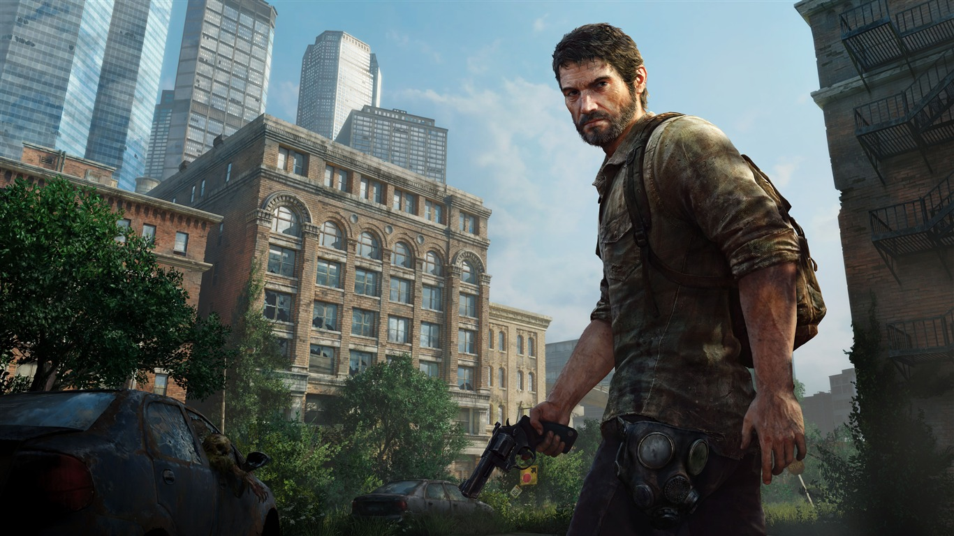 The Last Of Us Game Hd Wallpaper 14 Avance 10wallpapercom