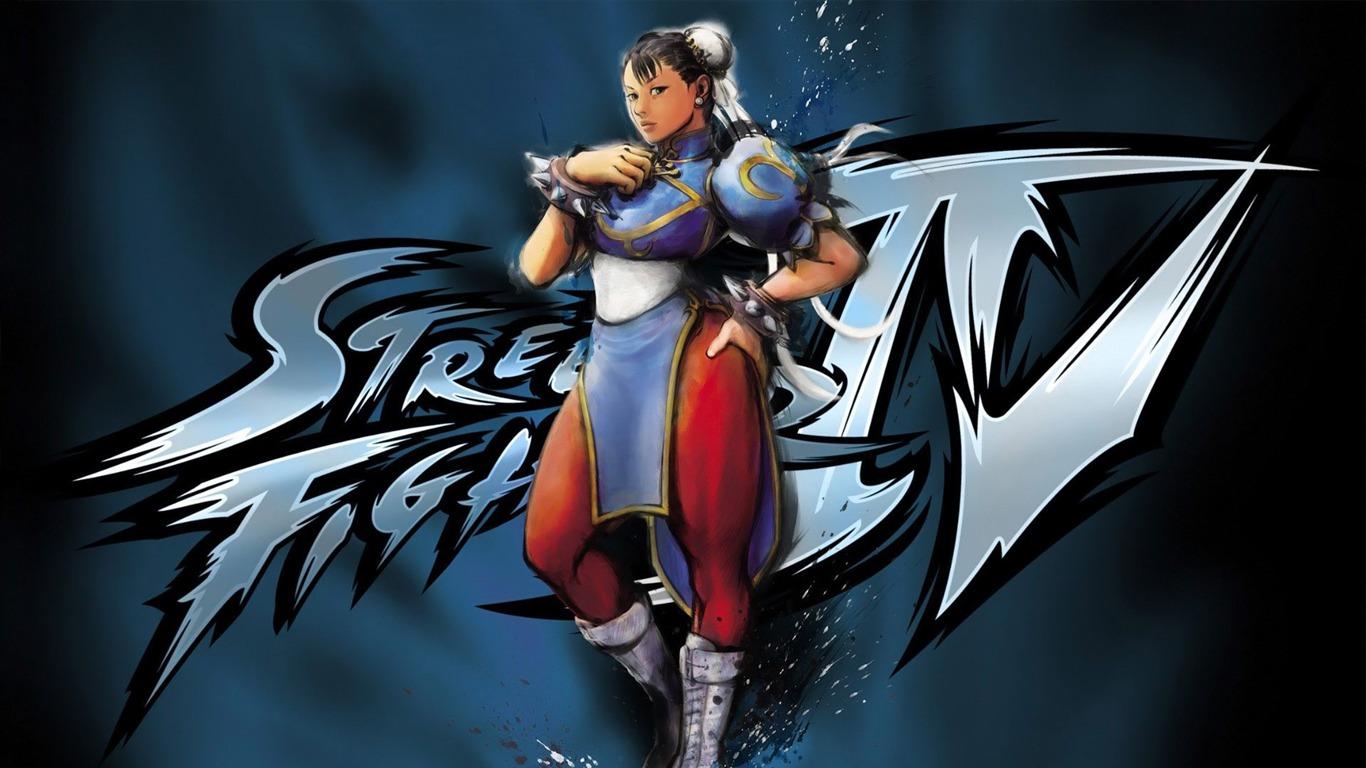 Chunli Street Fighter 5 Game Hd Wallpaper Preview 10wallpaper Com