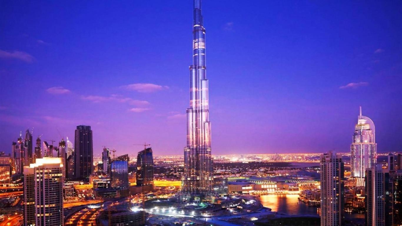 dubai united arab emirates-Cities photography wallpaper