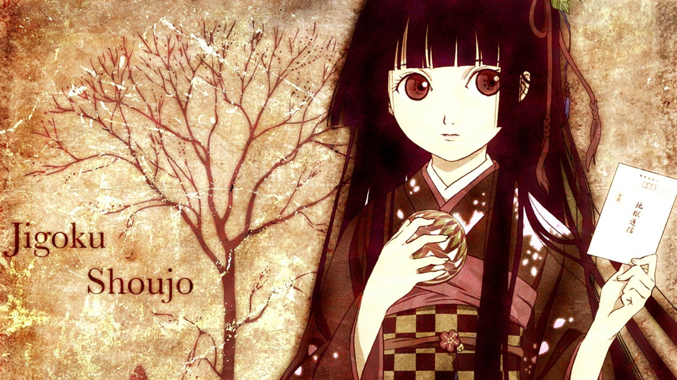 jigoku_shoujo-Cartoon_characters_wallpaper