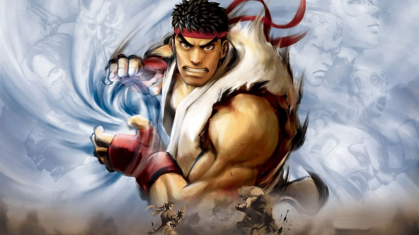 street fighter 5 ryu wallpaper