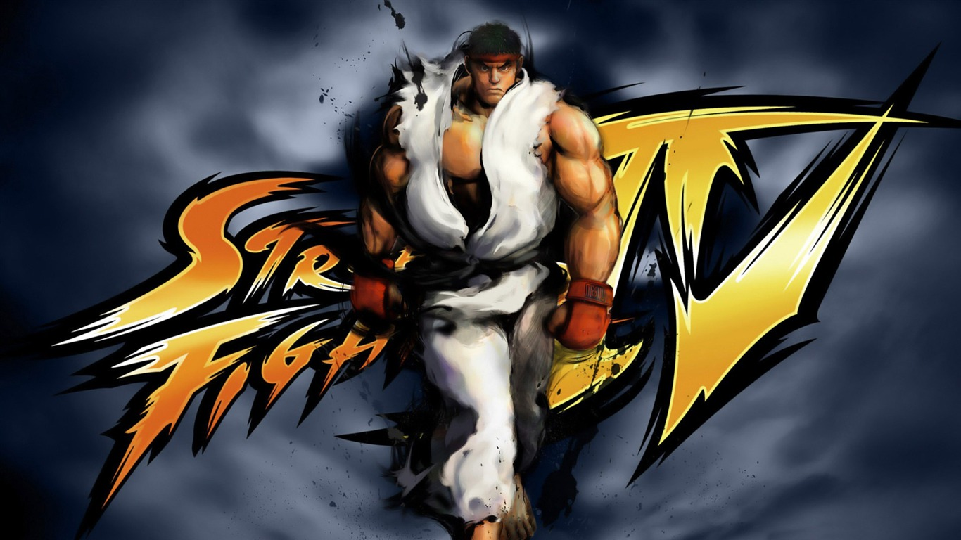 Street Fighter 5 Wallpaper: Ryu -Street Fighter 5 Game HD Wallpaper View