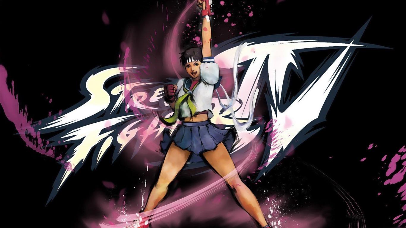 Sakura Street Fighter 5 Game Hd Wallpaper Preview 10wallpaper Com