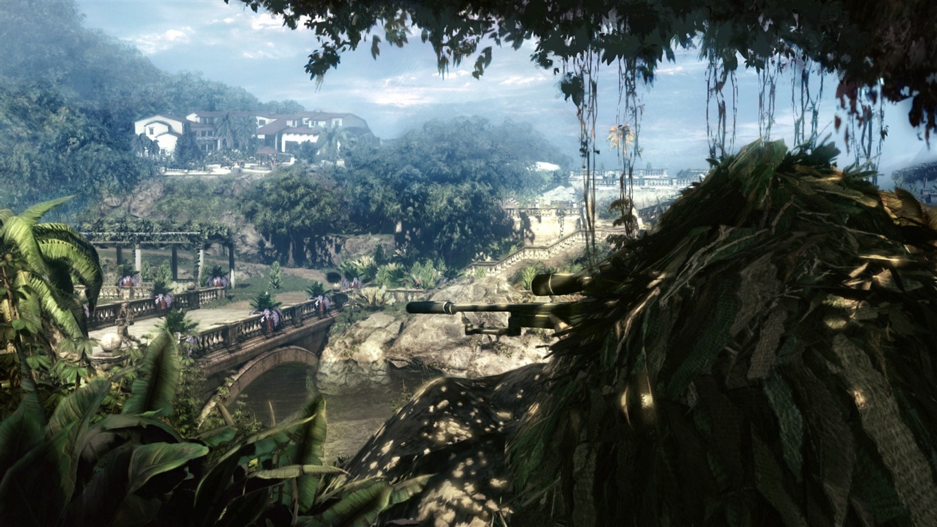 sniper-ghost warrior 2 game hd wallpaper 13 preview | 10wallpaper