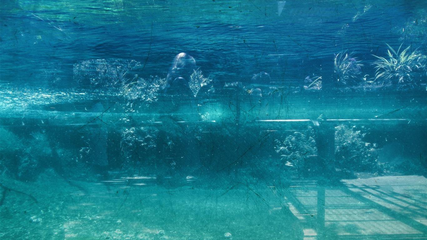 Underwater City Lomo Fondo De Pantalla Avance 10wallpapercom