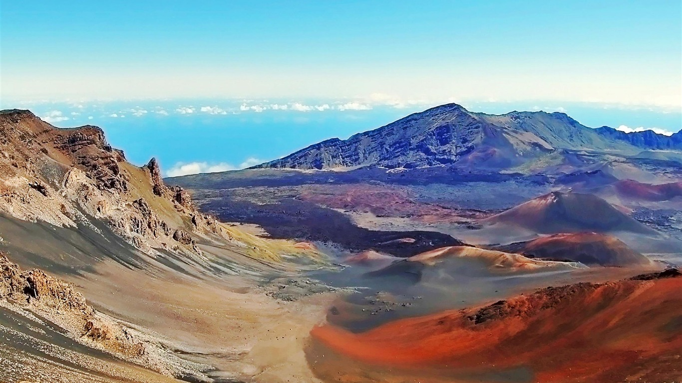 Parque Nacional Haleakala