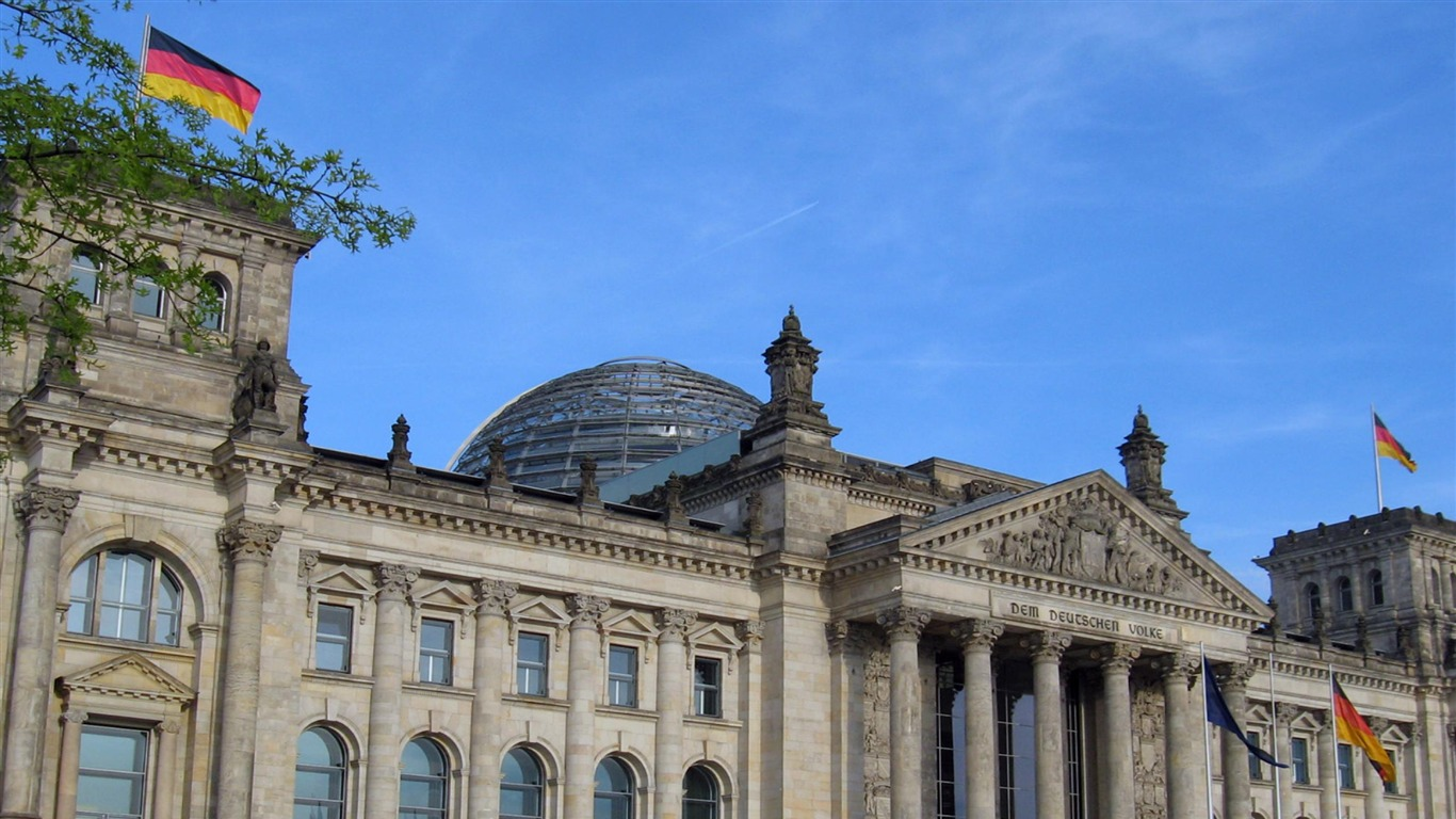 reichstag at berlin city - photo #8