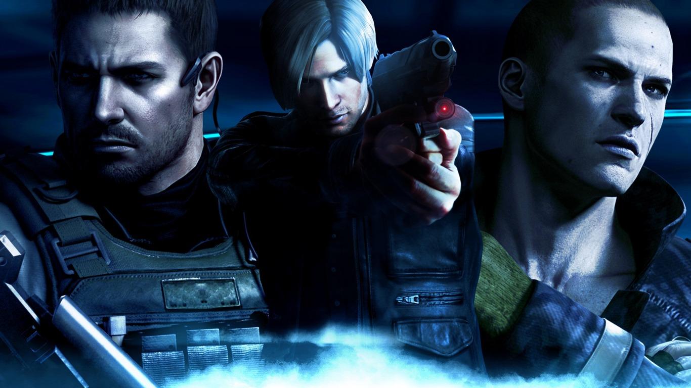 Resident Evil 6 Game Hd Wallpaper 02 Avance 10wallpapercom