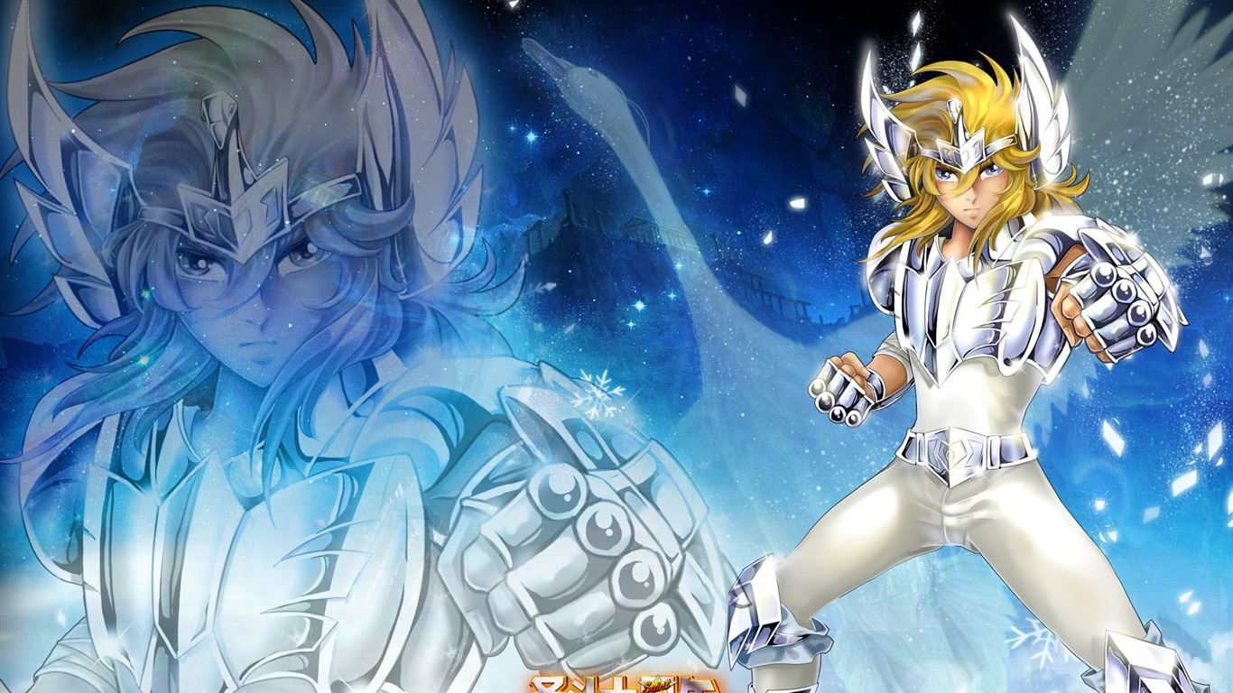 Saint Seiya Omega Anime Hd Wallpaper 16 Preview 10wallpaper Com