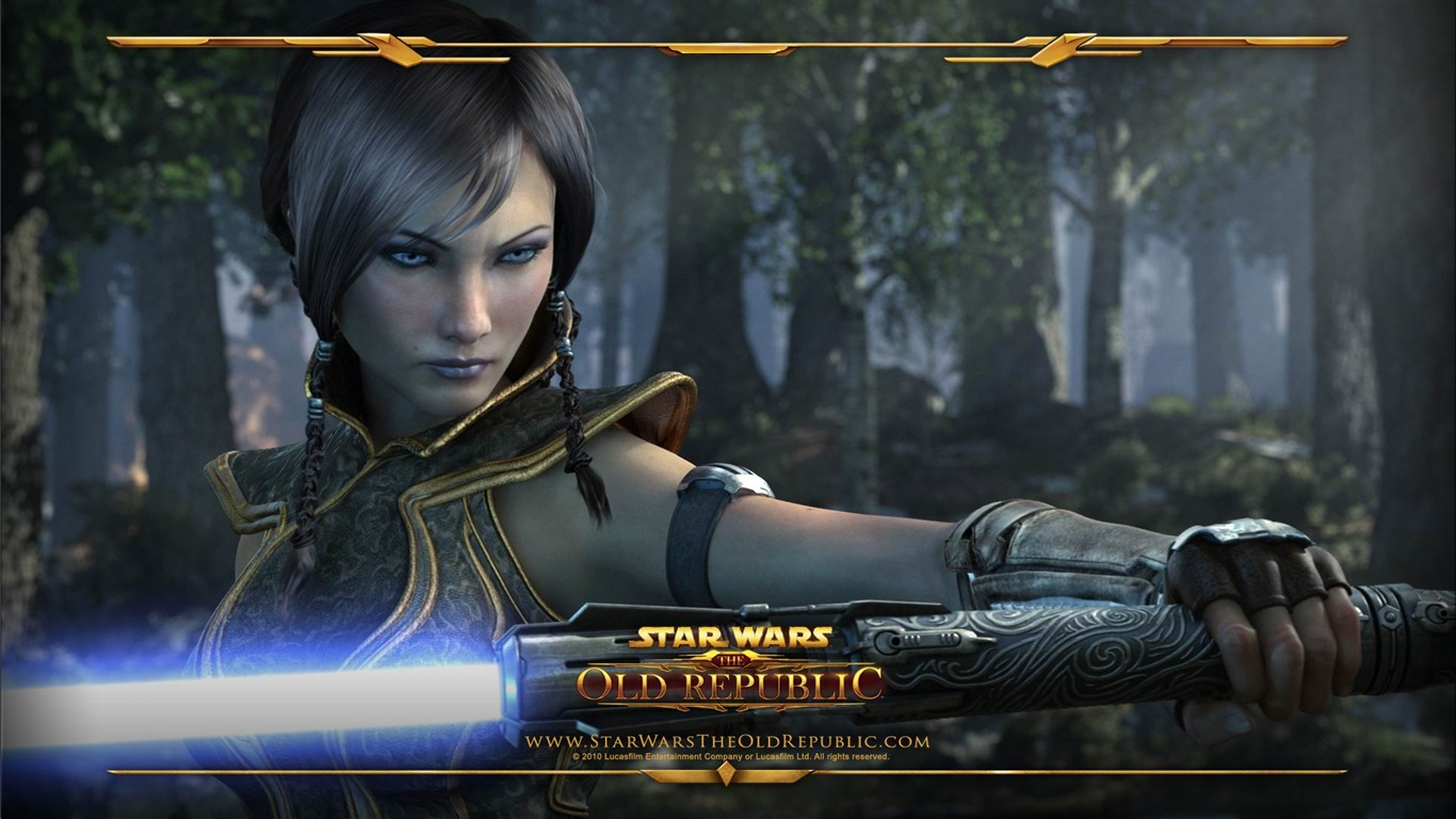 Star Wars The Old Republic Game Hd Wallpaper 02 Preview