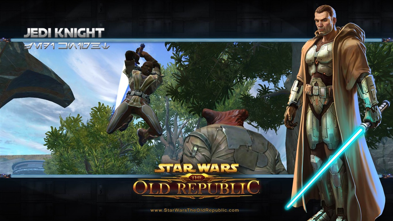 Star Wars The Old Republic Game Hd Wallpaper 05 Avance