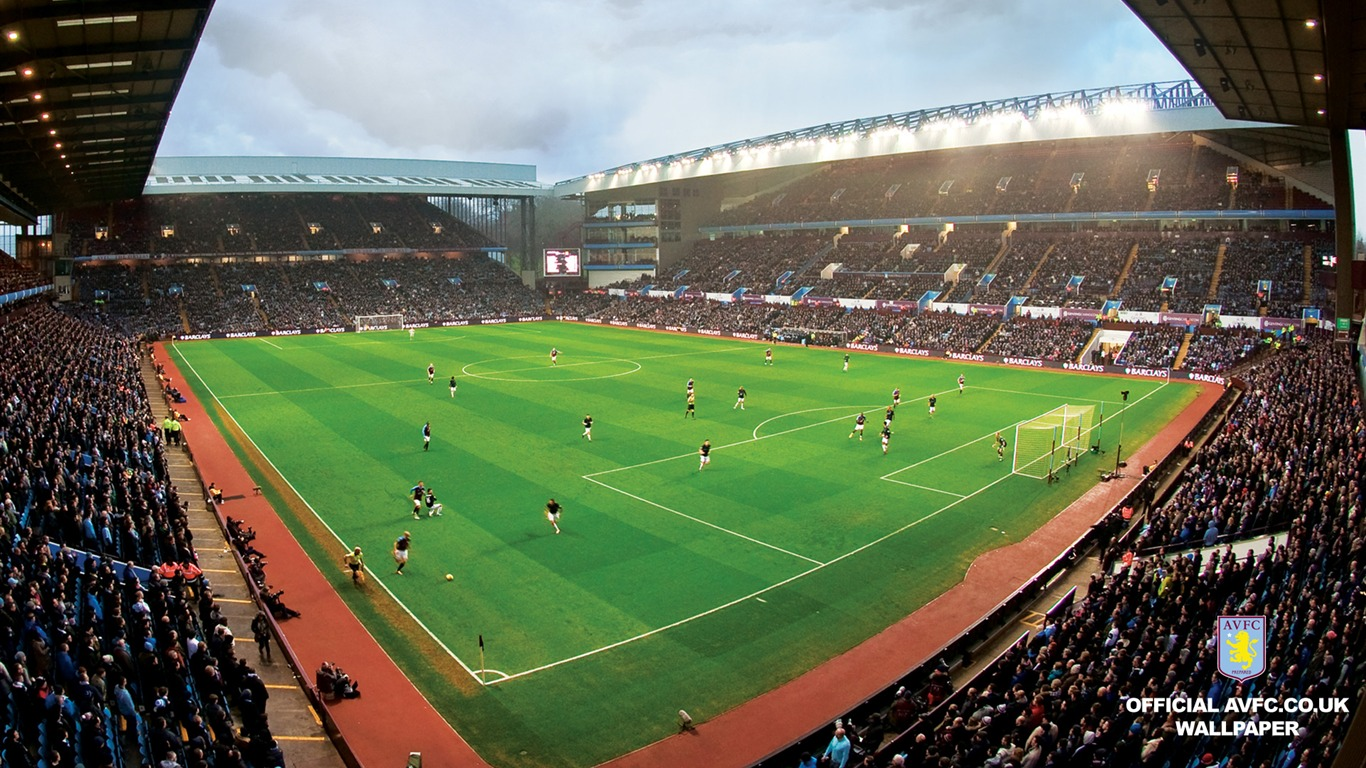 Villa Park In All Its Glory-Aston Villa 2012 Wallpaper