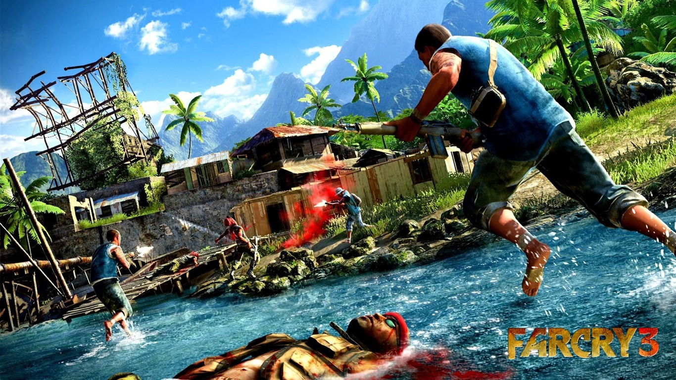 1080p far cry wallpapers