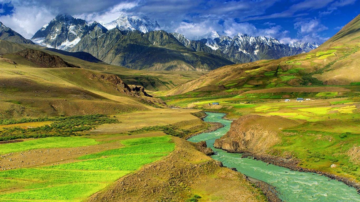Majestic scenery-MAC OS X Mountain Lion HD Wallpapers ...