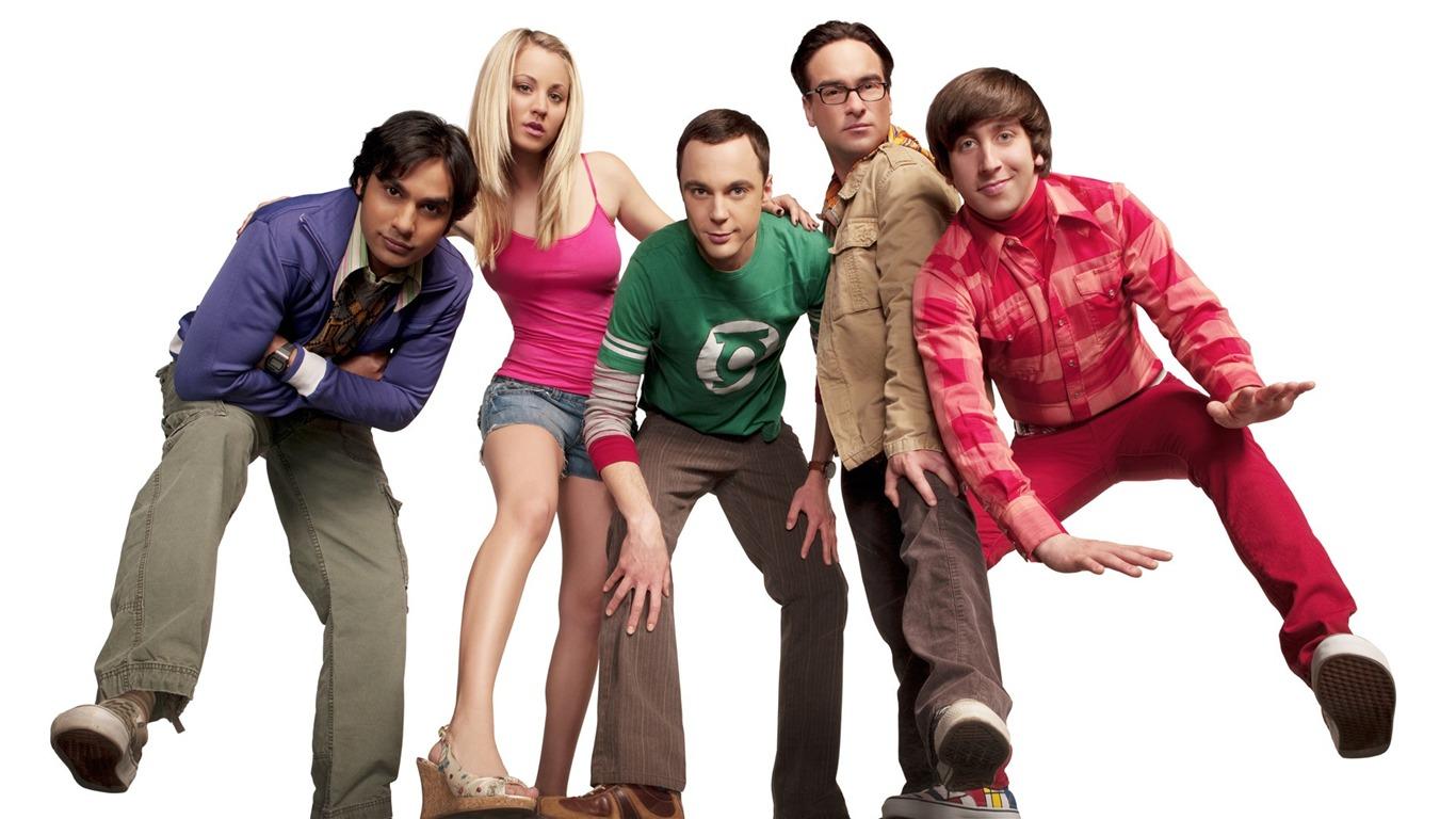 The Big Bang Theory TV series HD Wallpapers 10-1366x768 ...