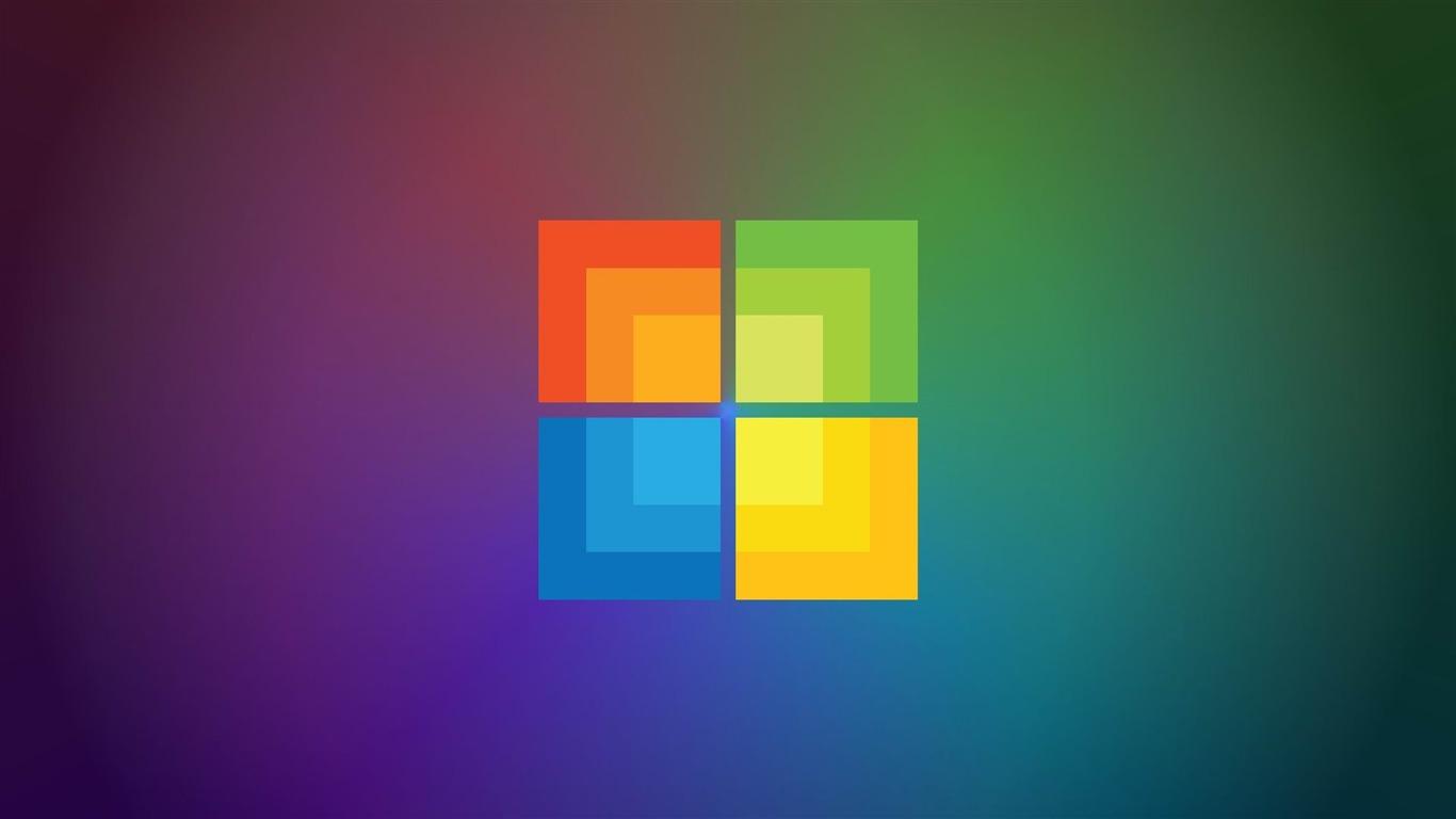 Microsoft Windows 8 Logo De Metro Fond D Ecran Publicitaire De La Marque Apercu 10wallpaper Com