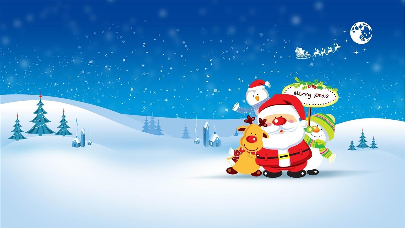 Fondo De Pantalla De Feliz Navidad 2013 10 Avance