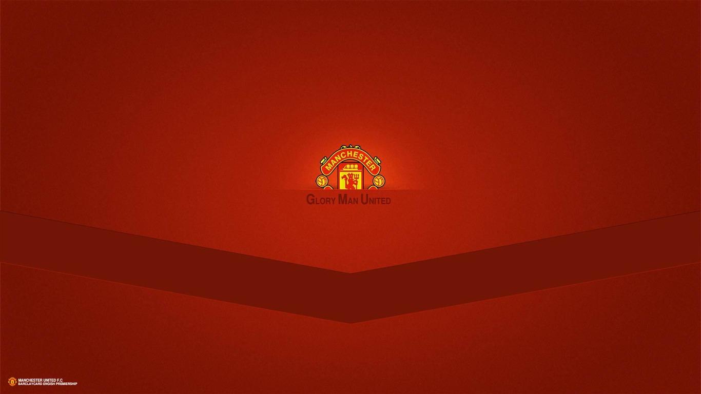 Red Devils Manchester United Hd Desktop Wallpaper 02 Preview 10wallpaper Com