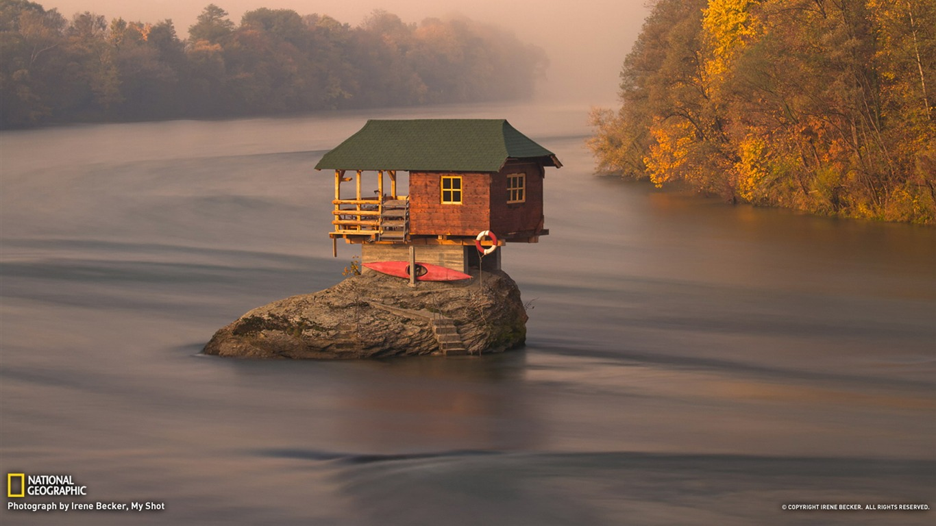 River House Serbia National Geographic Best Wallpapers Of