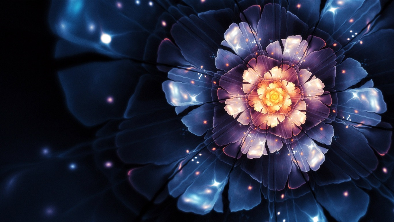 vector_flower-Abstract_creative_design_wallpaper2013.1.3