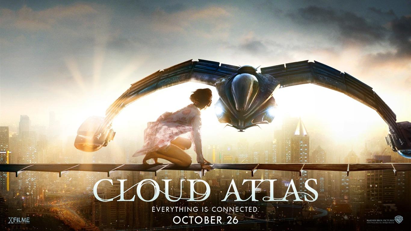 Cloud Atlas Hd Widescreen Desktop Wallpaper 20 Avance