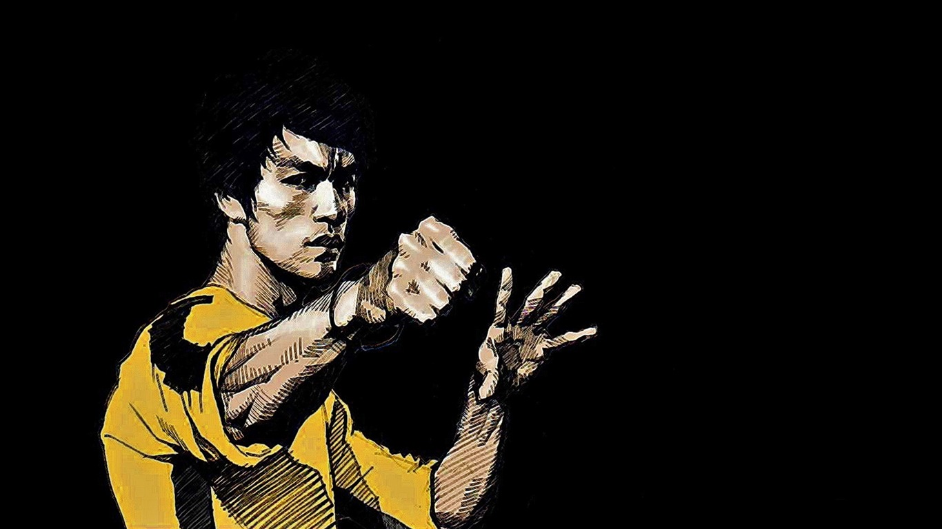 Bruce_Lee-Chinese_Kung_Fu_HD_Desktop_Wallpaper_172013.3.11