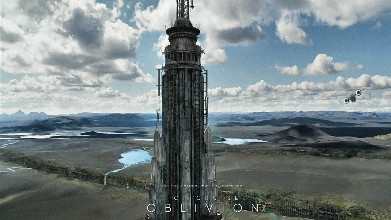 Oblivion 2013 Movie 4k Hd Desktop Wallpaper For 4k Ultra: Oblivion 2013 Movie HD Desktop Wallpaper 04-1366x768
