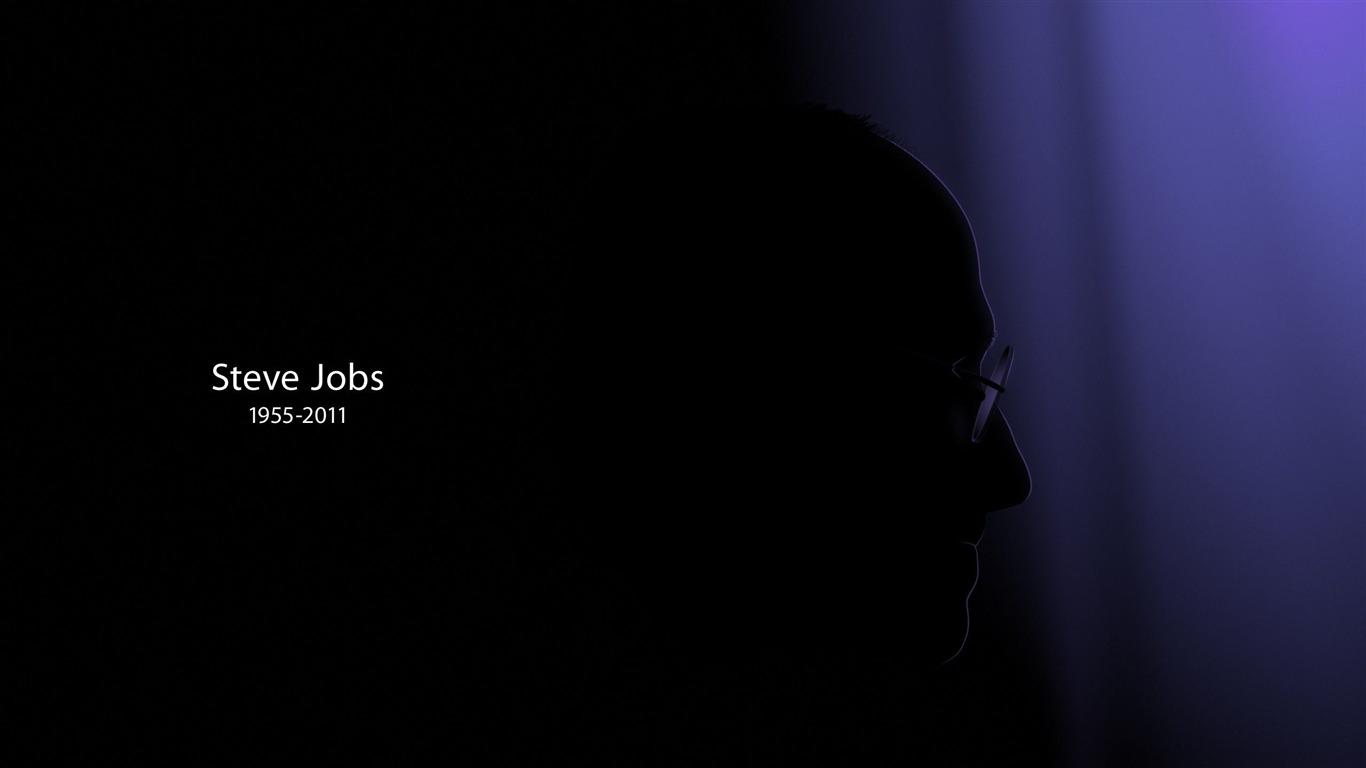 Steve Jobs Dark Quality Desktop Hd Fondo De Pantalla Avance