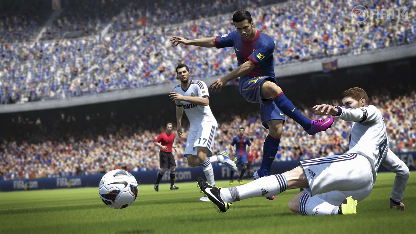 FIFA 14 Game HD Wallpaper 03 Preview