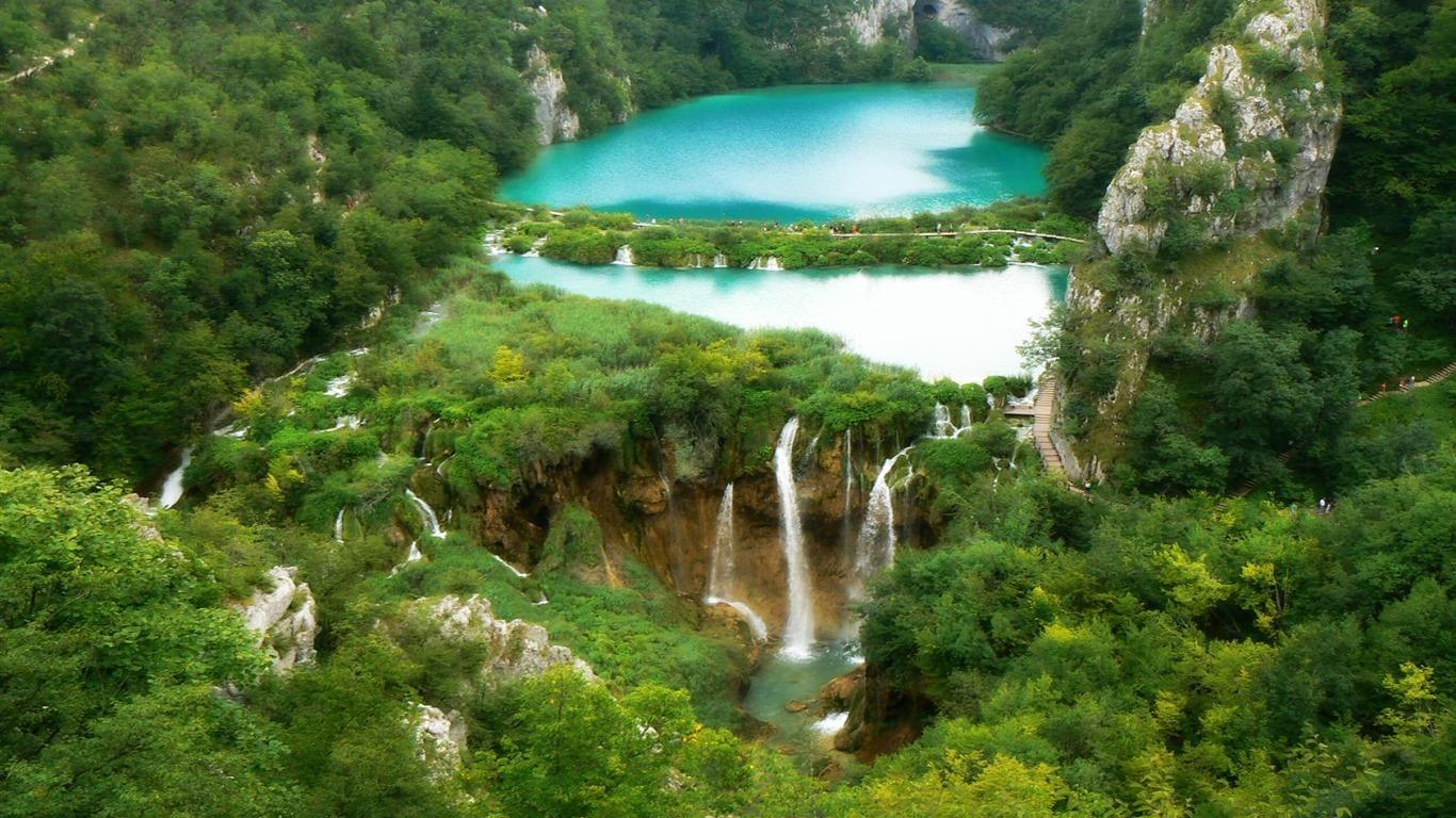 9 Spectacular Hd Waterfall Wallpapers To Download: Spectacular Waterfalls Widescreen Desktop Wallpaper 09 View