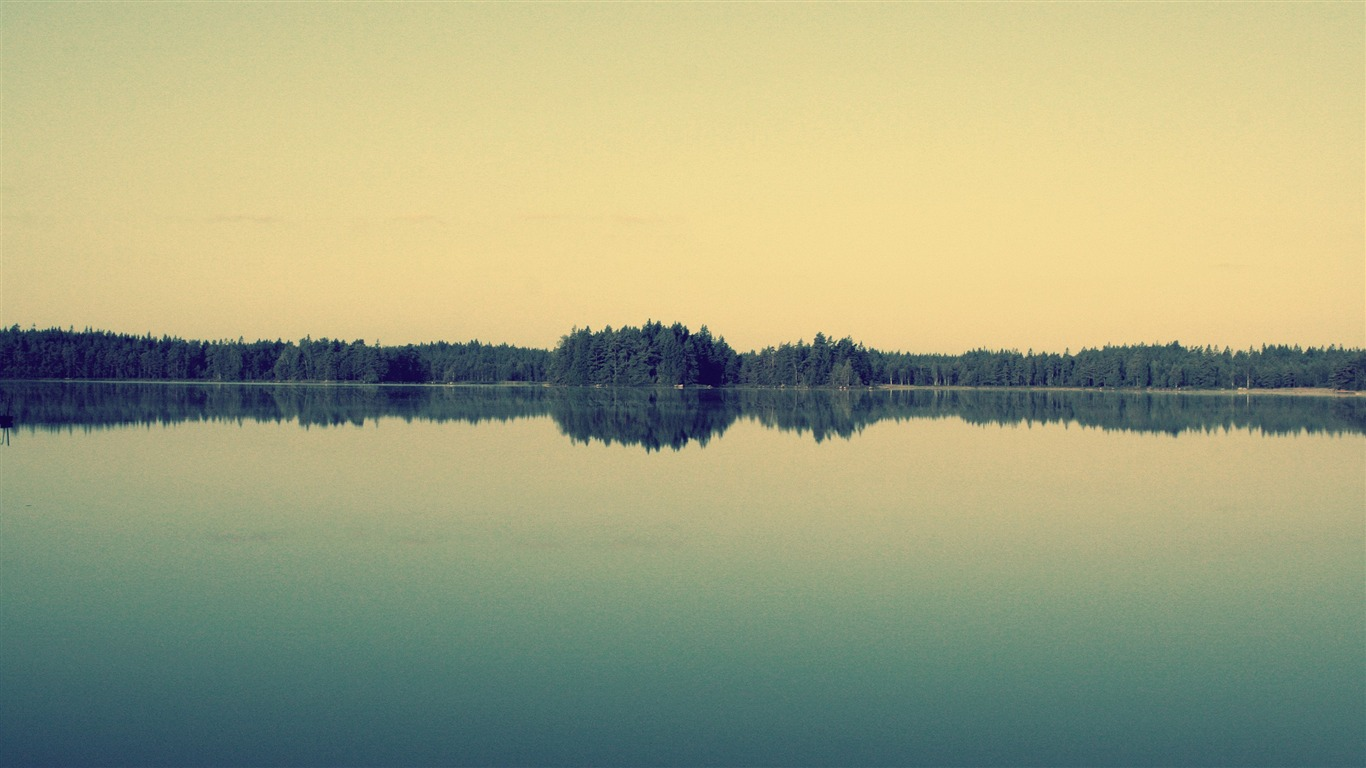 Kim_Holtermand_reflection-Illustration_design_HD_wallpaper2013.5.25