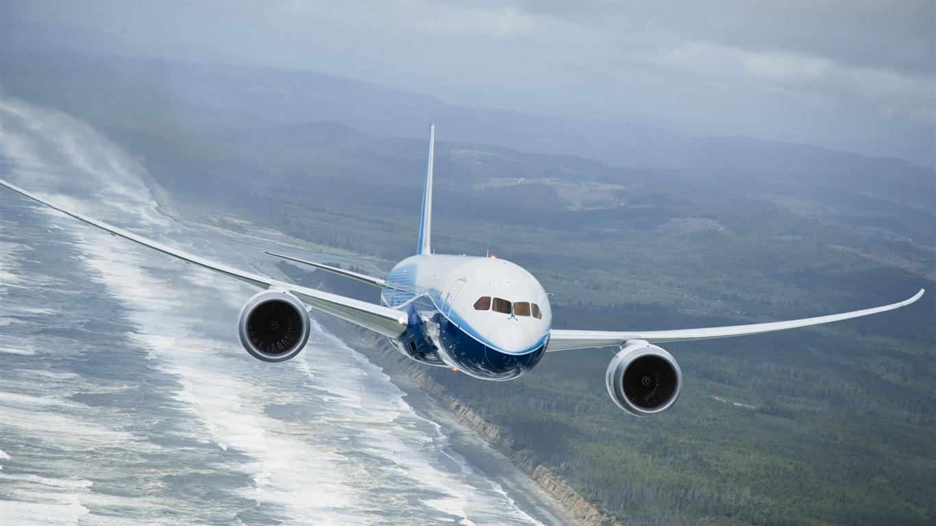 Boeing 787 Dreamliner Hd Wallpaper 11 Avance 10wallpapercom