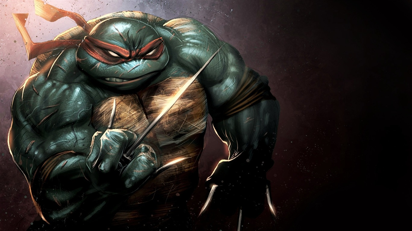 Teenage Mutant Ninja Turtles Out Of The Shadows Game Hd Wallpaper