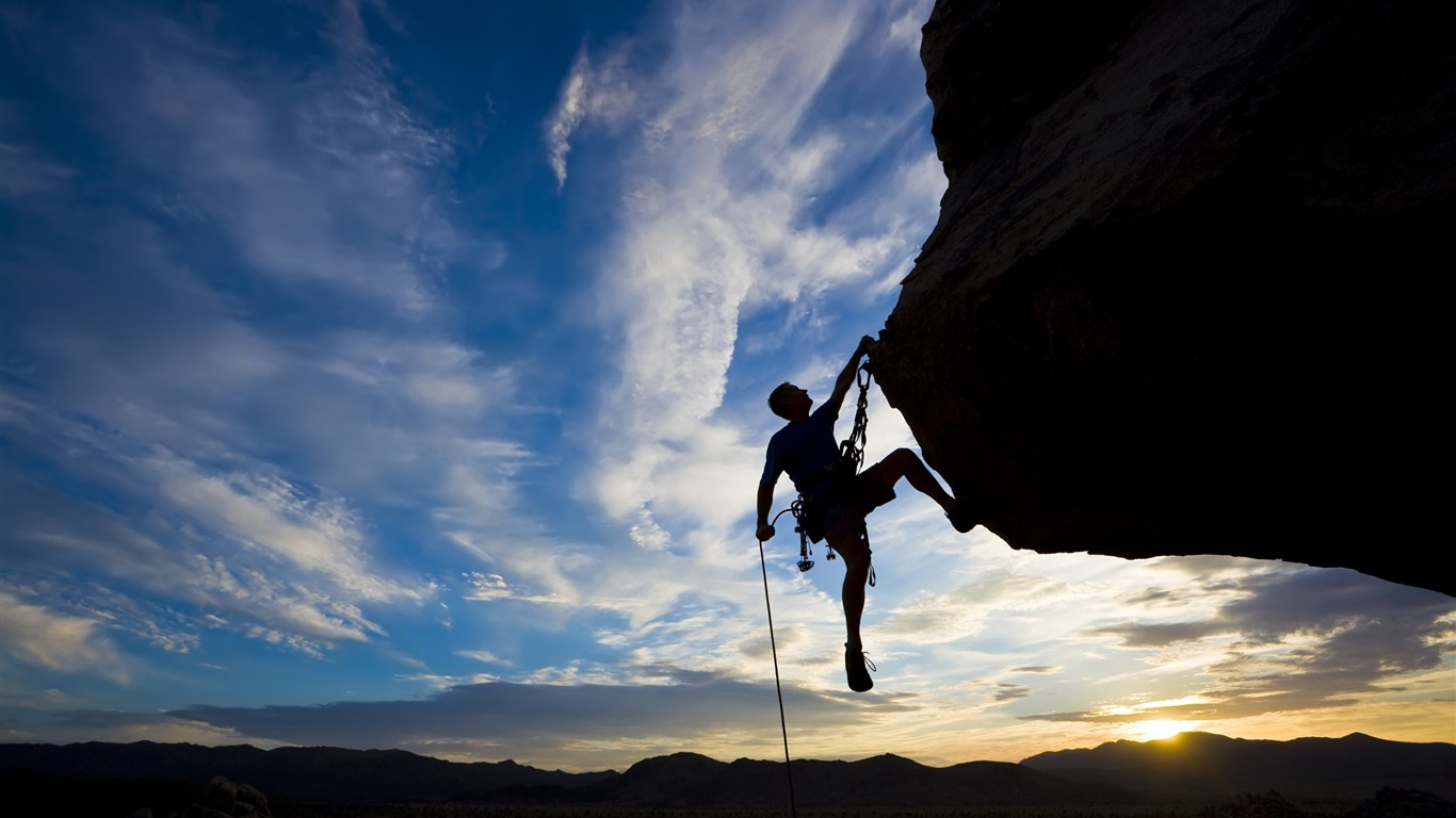 climber_extreme_silhouette-Sport_HD_Wallpaper2013.6.6
